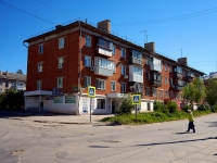 neighbour house: st. Parusnaya (Pribrezhny), house 9. Apartment house