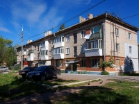 Samara, Parusnaya (Pribrezhny) st, house 11. Apartment house