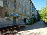 Samara, st Parusnaya (Pribrezhny), house 16. Apartment house