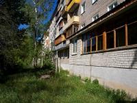 Samara, st Parusnaya (Pribrezhny), house 18. Apartment house