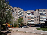 neighbour house: st. Parusnaya (Pribrezhny), house 19. Apartment house