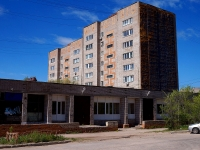 neighbour house: st. Parusnaya (Pribrezhny), house 28. Apartment house