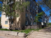 Samara, Parusnaya (Pribrezhny) st, house 32. Apartment house
