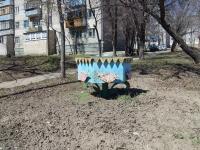 Самара, улица Парусная (п.Прибрежный), малая архитектурная форма