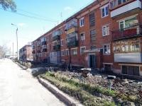 Samara, st Pribrezhnaya (Pribrezhny), house 2. Apartment house