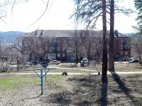 Samara, Pribrezhnaya (Pribrezhny) st, house 4. Apartment house