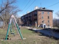 萨马拉市, Pribrezhnaya (Pribrezhny) st, 房屋 8. 公寓楼