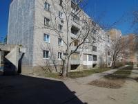 Samara, Pribrezhnaya (Pribrezhny) st, house 16. Apartment house