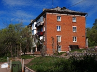 Самара, улица Прибрежная (п.Прибрежный), дом 4. многоквартирный дом