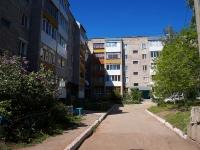 Samara, st Pribrezhnaya (Pribrezhny), house 12. Apartment house