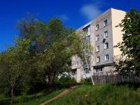 Samara, st Pribrezhnaya (Pribrezhny), house 16. Apartment house