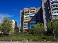 萨马拉市, Pribrezhnaya (Pribrezhny) st, 房屋 18. 公寓楼