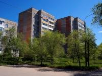 Samara, st Pribrezhnaya (Pribrezhny), house 18. Apartment house