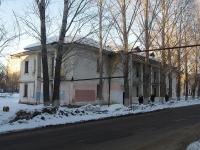 Samara, st Meditsynskaya, house 5. vacant building