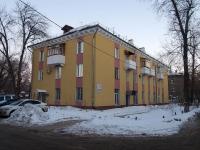 Samara, st Meditsynskaya, house 8. Apartment house