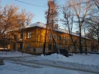 Samara, st Meditsynskaya, house 9. Apartment house