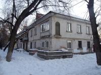Samara, st Meditsynskaya, house 15. Apartment house