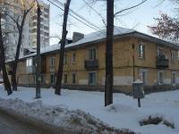 Samara, alley Molodezhny, house 4. Apartment house