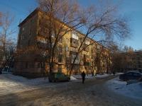 Samara, alley Molodezhny, house 5. Apartment house