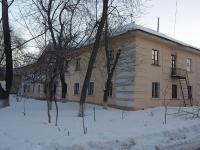 Samara, alley Molodezhny, house 13. hospital