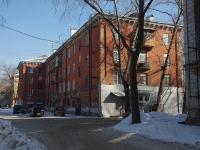 萨马拉市, Molodezhny alley, 房屋 23. 公寓楼