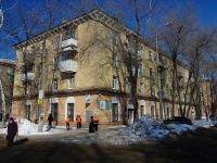 Samara, Molodezhny alley, house 24. Apartment house