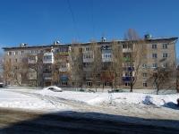 Samara, st Narodnaya, house 3. Apartment house