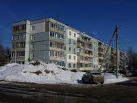 Samara, st Narodnaya, house 3А. Apartment house