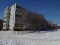 Samara, st Narodnaya, house 12. Apartment house