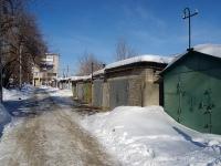 Samara, st Narodnaya. garage (parking)