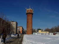 Samara, st Narodnaya. service building
