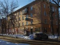 Самара, улица Нефтяников, дом 10. многоквартирный дом