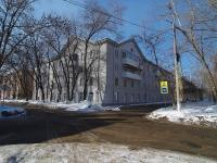 Самара, улица Нефтяников, дом 12. многоквартирный дом