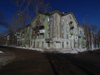 Самара, улица Нефтяников, дом 18. многоквартирный дом
