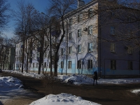 Самара, улица Нефтяников, дом 20. многоквартирный дом