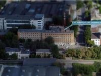 Samara, st Zasekin, house 6. office building