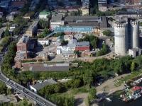Самара, улица Григория Засекина, дом 1 к.1. многофункциональное здание
