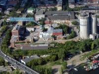 Самара, улица Григория Засекина, дом 3. многофункциональное здание