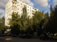 Samara, Karl Marks avenue, house 394. Apartment house