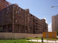Samara, st Kievskaya. building under construction