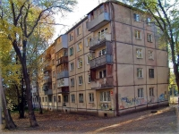 Samara, Karl Marks avenue, house 378. Apartment house