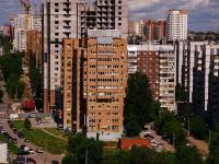 Samara, avenue Karl Marks, house 17. Apartment house