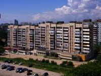 Samara, avenue Karl Marks, house 10. Apartment house