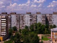 Samara, avenue Karl Marks, house 12. Apartment house