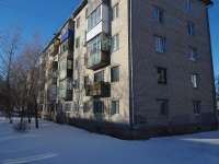Samara, alley Novomolodezhny, house 4. Apartment house