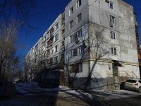 Samara, alley Novomolodezhny, house 6. Apartment house
