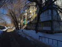 Samara, alley Novomolodezhny, house 12. Apartment house
