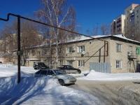 Самара, улица Парниковая, дом 8А. общежитие