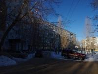 Samara, st Pridorozhnaya, house 11. Apartment house
