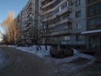 Samara, st Pridorozhnaya, house 17. Apartment house
